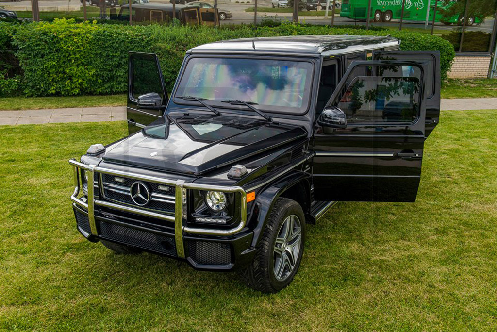 Canada s inkas can build you an armored g63 amg limo for Mercedes benz armored
