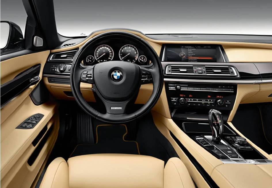 2013 Bmw 760li V 12 25 Years Anniversary Edition Sells Out