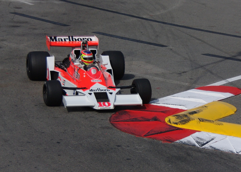 James Hunt S Mclaren M26 F1 Car Going Up For Auction