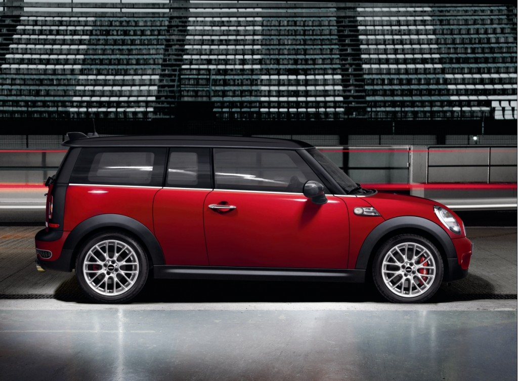 2008 jcw mini cooper s and clubman revealed. Black Bedroom Furniture Sets. Home Design Ideas