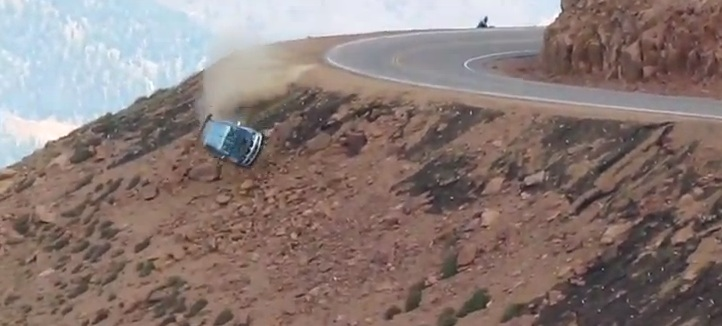 Jeremy Foley S Pikes Peak Crash Story In Detail Video