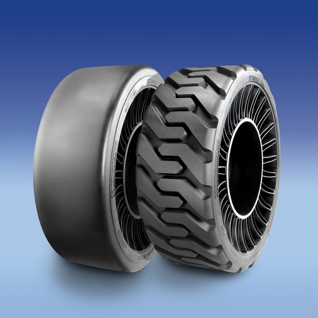 michelin putting tweel airless tire into production. Black Bedroom Furniture Sets. Home Design Ideas