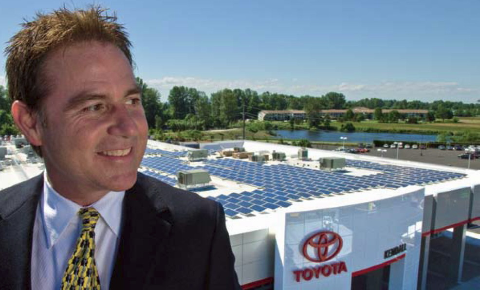 Image Kendall Toyota Eugene Or First Leed Platinum