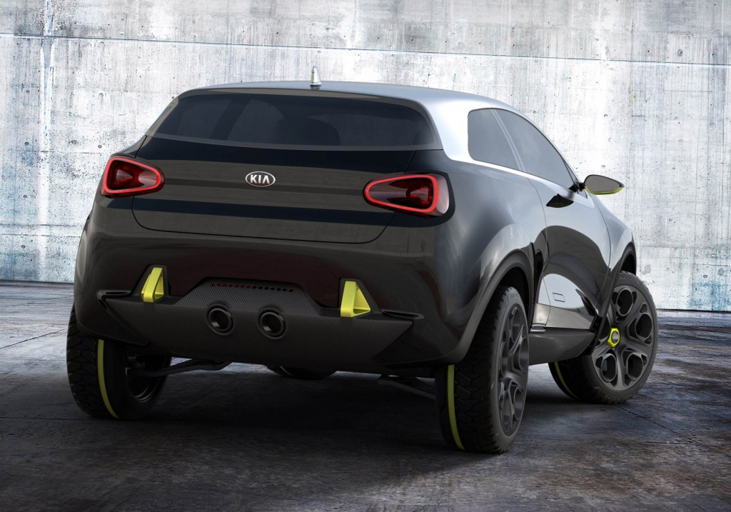 kia reveals niro crossover concept ahead of 2013 frankfurt auto show. Black Bedroom Furniture Sets. Home Design Ideas