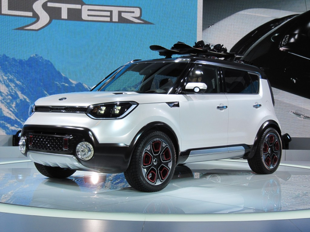 image kia trail 39 ster e awd hybrid concept at 2015 chicago auto show size 1024 x 768 type. Black Bedroom Furniture Sets. Home Design Ideas