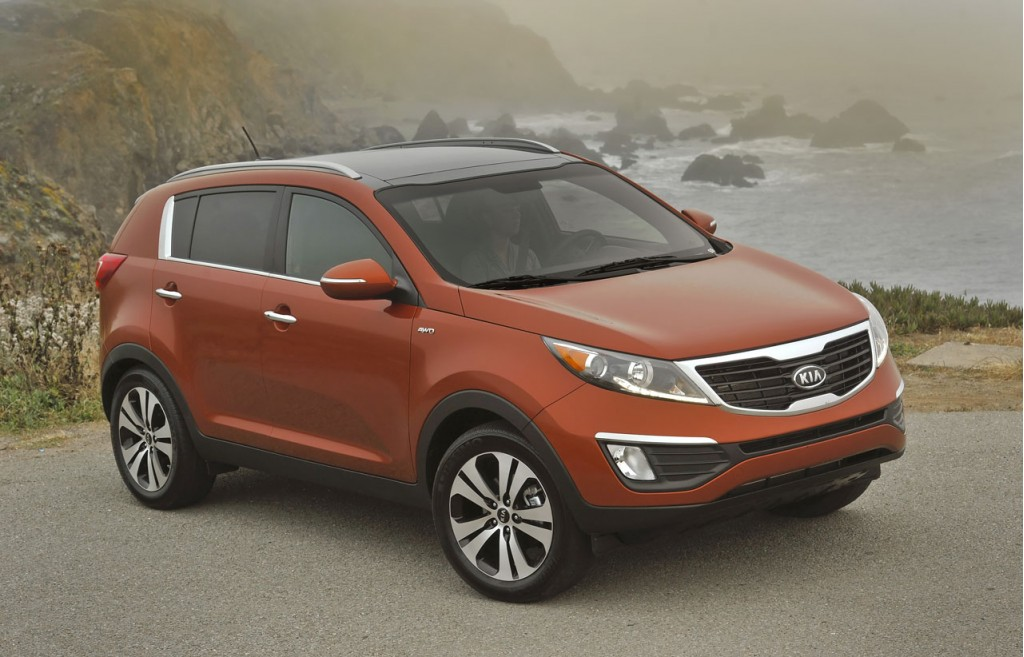 2012 kia sportage pictures photos gallery motorauthority. Black Bedroom Furniture Sets. Home Design Ideas