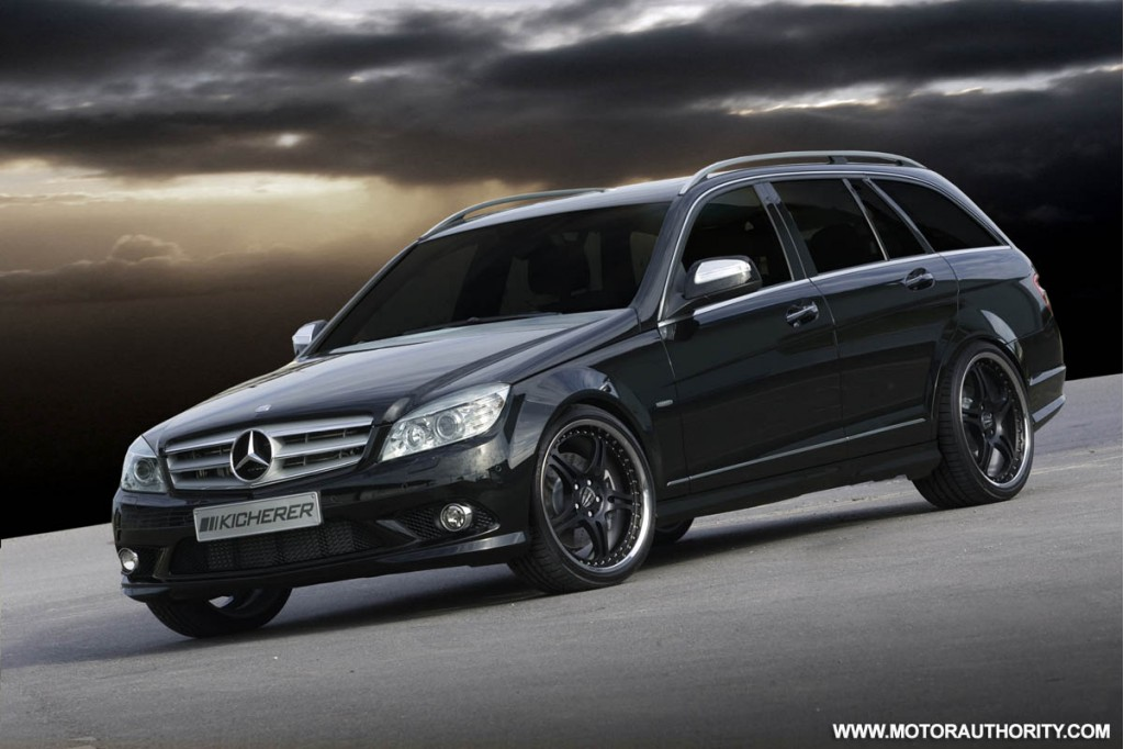 mercedes benz c320 cdi 4matic by kicherer. Black Bedroom Furniture Sets. Home Design Ideas
