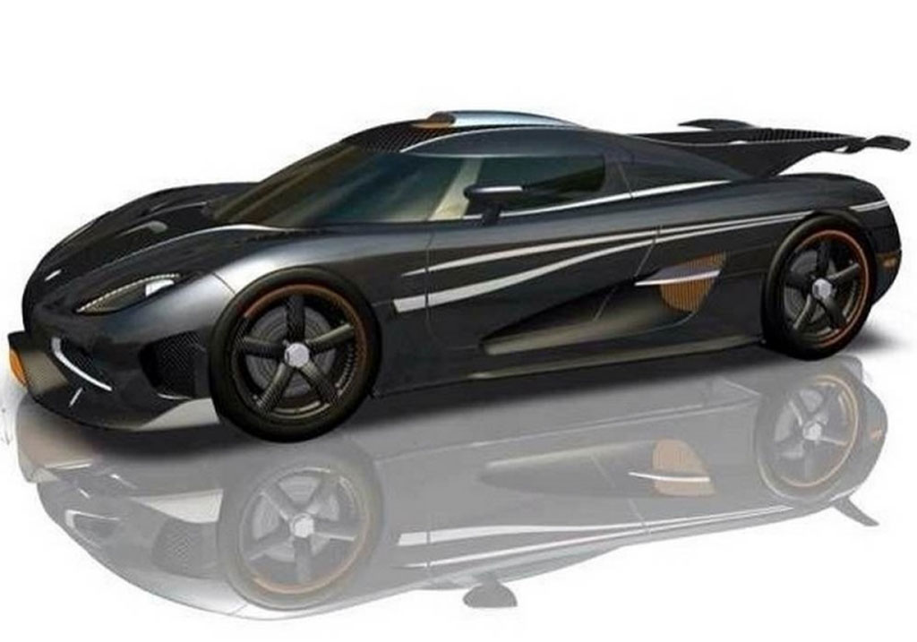 Koenigsegg One 1 Supercar Set For 2014 Geneva Motor Show Debut
