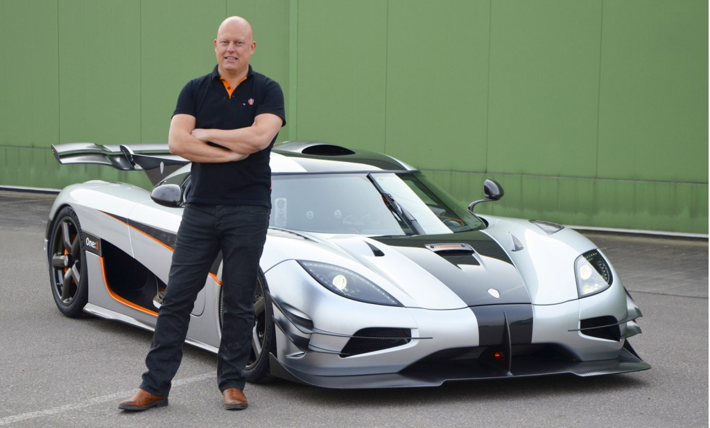 Koenigsegg One1 To Make Dynamic Debut At Goodwood