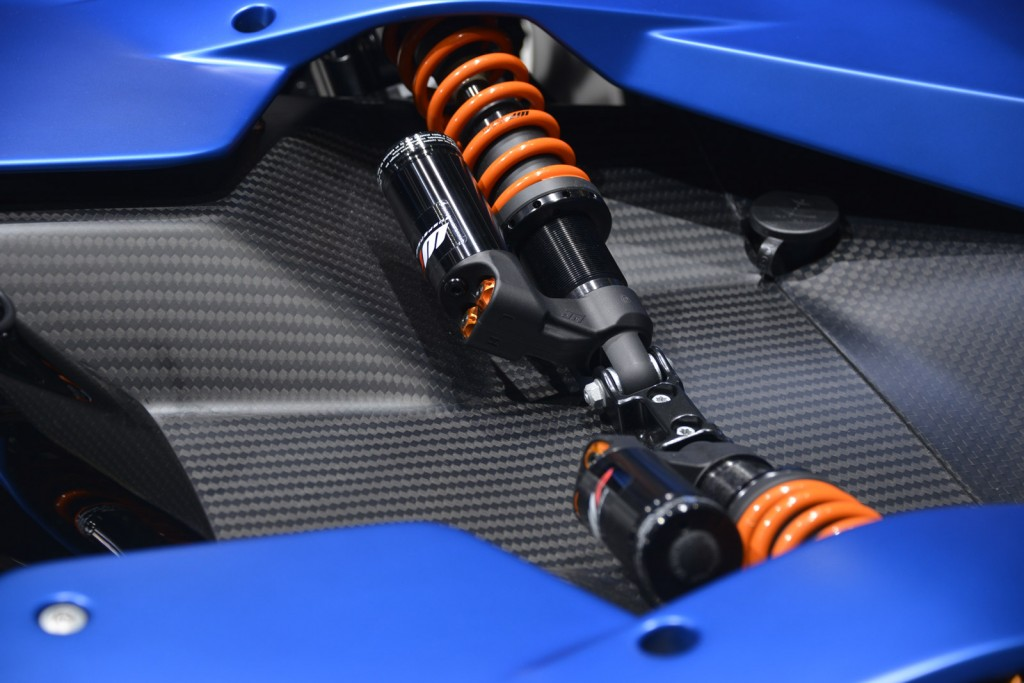 Ktm x bow to adopt audi tt rs five cylinder engine report - X bow ktm ...