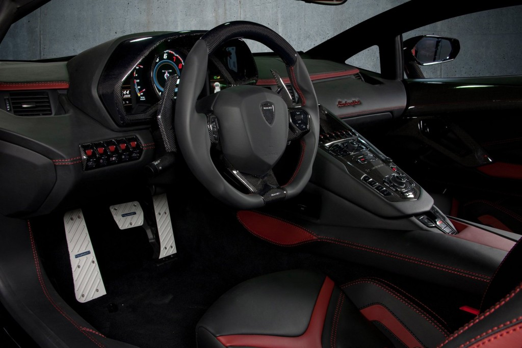 Mansory Makeover For The Lamborghini Aventador Lp 700 4