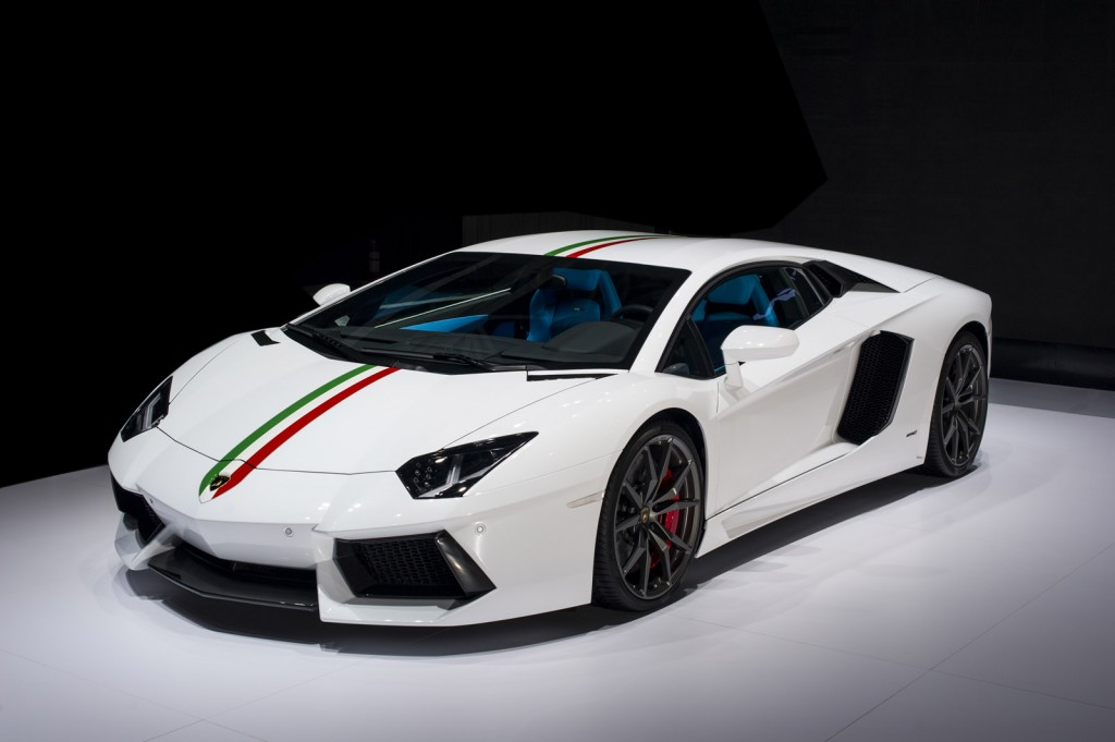 lamborghini aventador lp 700 4 nazionale debuts at 2014 beijing auto show. Black Bedroom Furniture Sets. Home Design Ideas