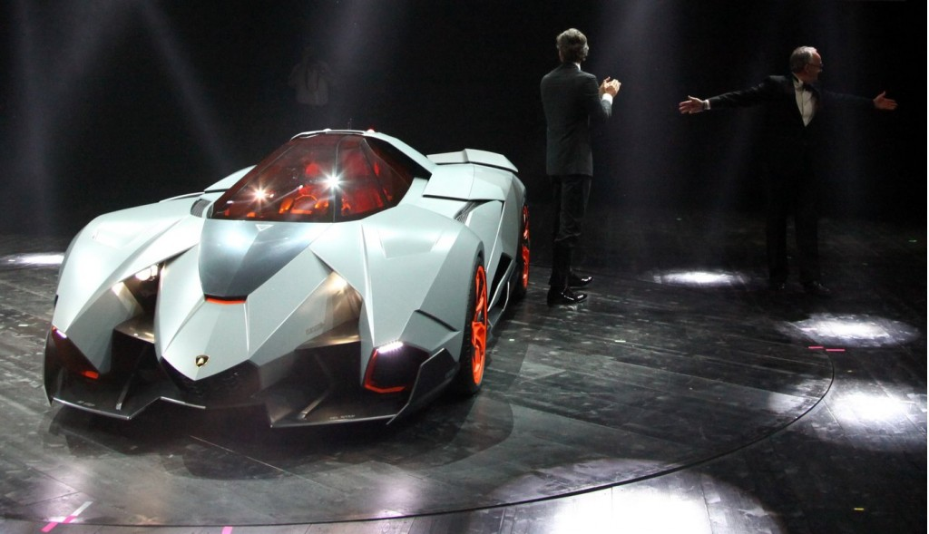 Lamborghini Egoista Revscene Automotive Forum