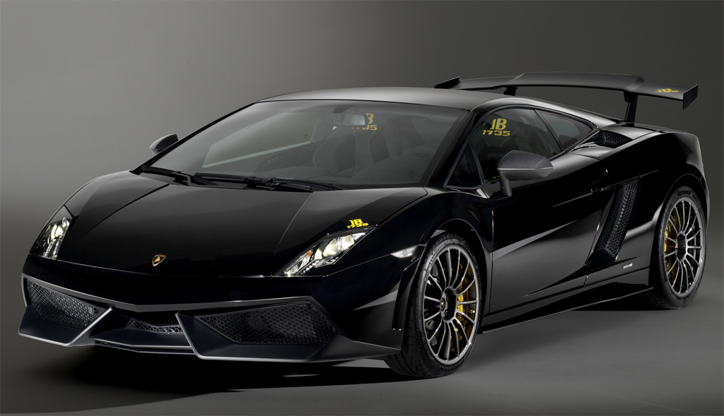 2010 Paris Auto Show Preview: Lamborghini Gallardo LP 570-4 ...