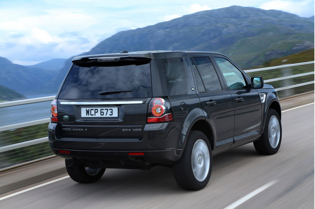 2013 Land Rover Lr2 First Look