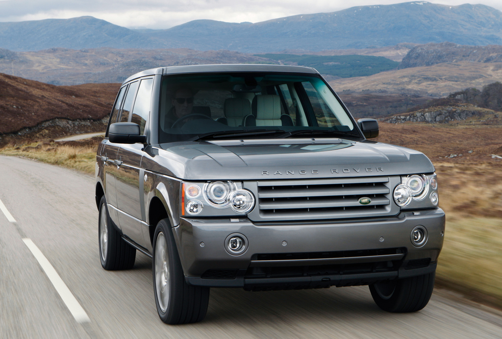 2009 land rover range rover pictures photos gallery. Black Bedroom Furniture Sets. Home Design Ideas