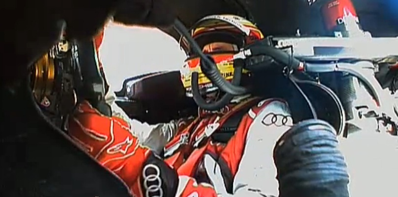 Don T Get The Le Mans 24 Hours On Tv Get An Audi Eye View