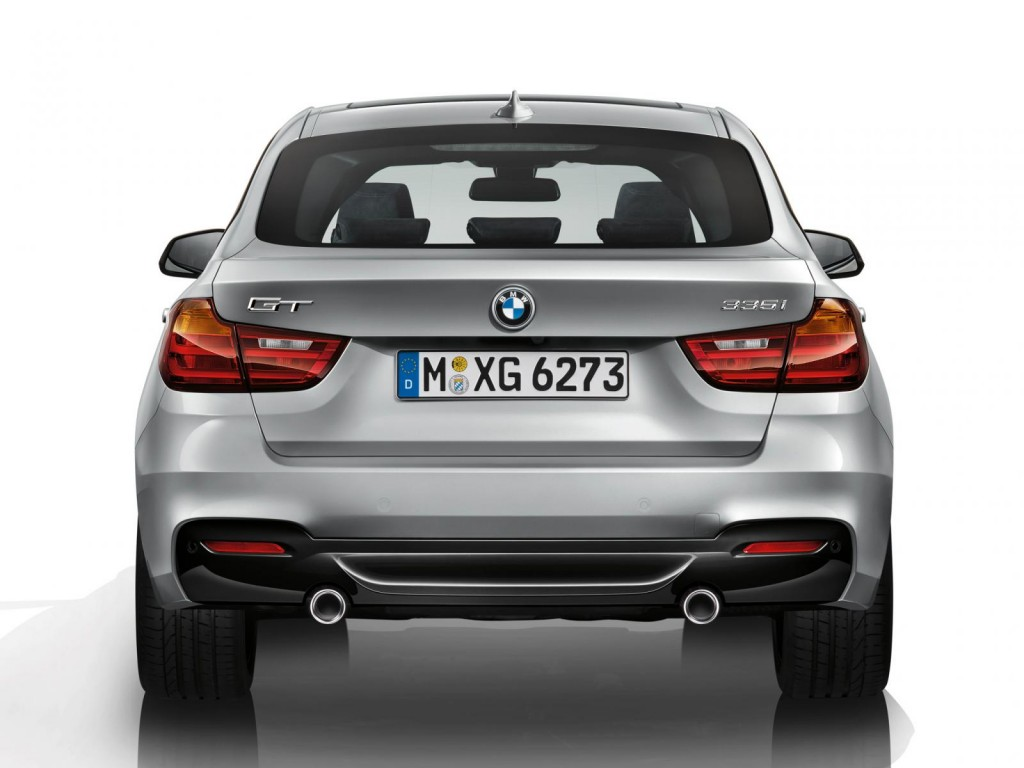 2013 bmw 3 series gran turismo images leaked. Black Bedroom Furniture Sets. Home Design Ideas