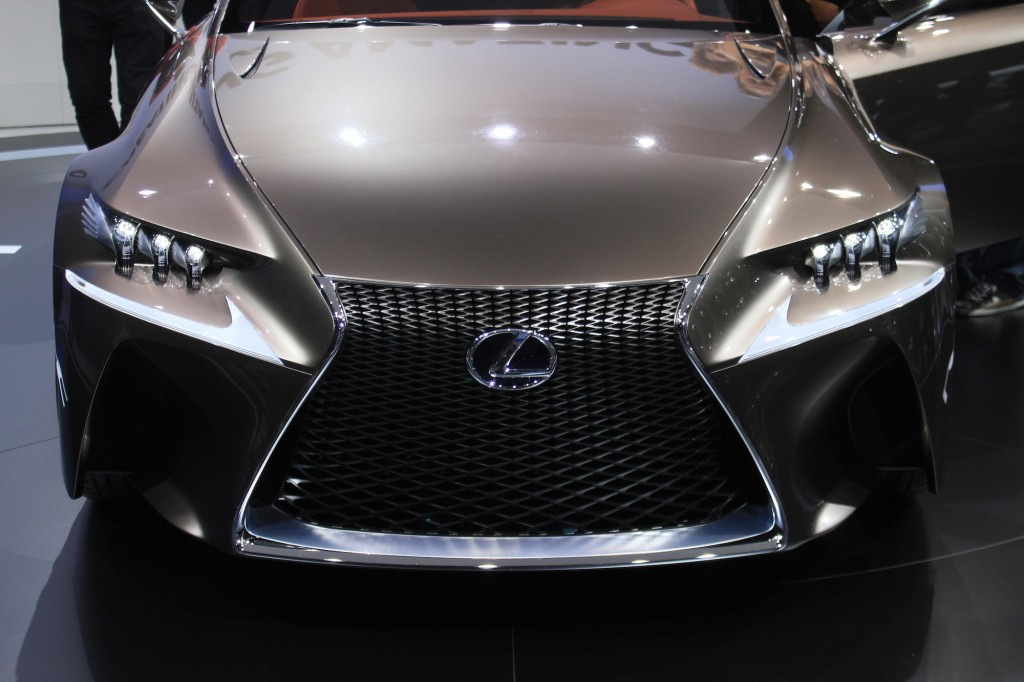 lexus rc350 trademarked in australia  is this the lf
