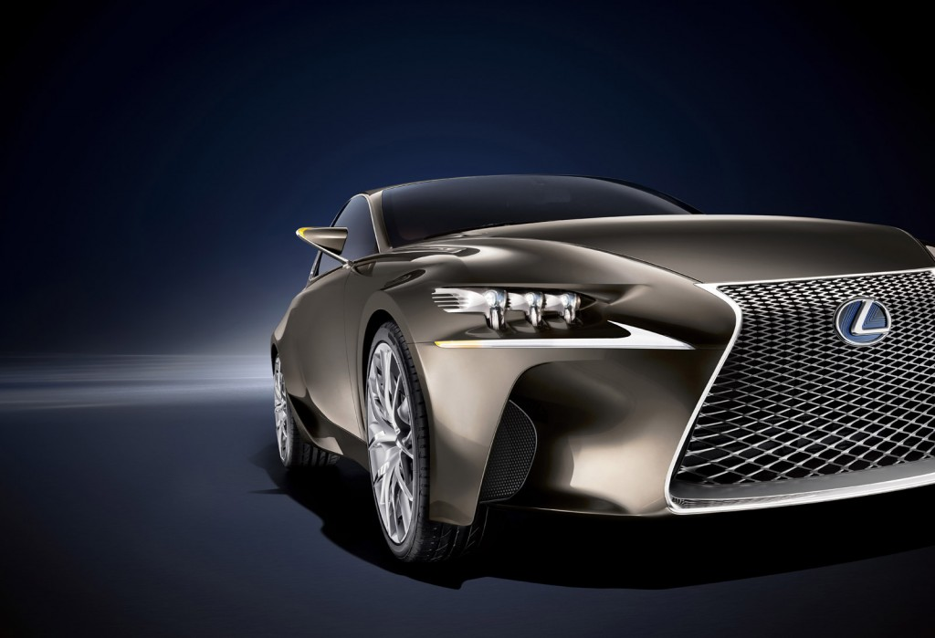 lexus is coupe planned for 2014 plug in hybrid due. Black Bedroom Furniture Sets. Home Design Ideas
