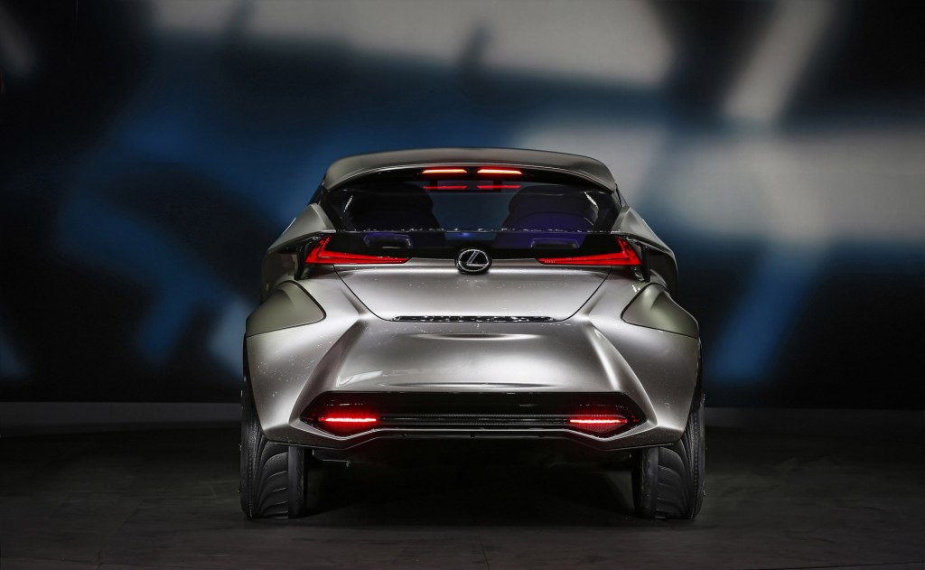 Lexus Ct Hybrid Murray >> Lexus LF-SA Concept: Tiny Smart-Like Luxury Car At Geneva Show