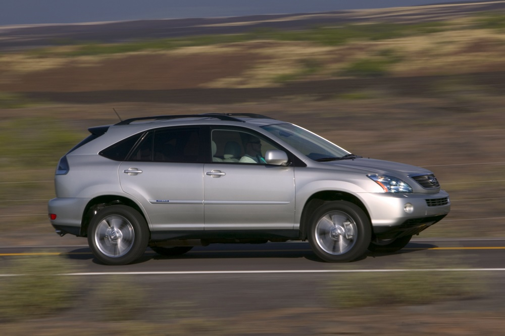 2008 lexus rx 400h pictures photos gallery the car. Black Bedroom Furniture Sets. Home Design Ideas