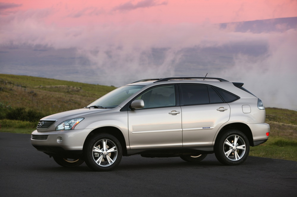 2008 lexus rx 400h pictures photos gallery motorauthority. Black Bedroom Furniture Sets. Home Design Ideas