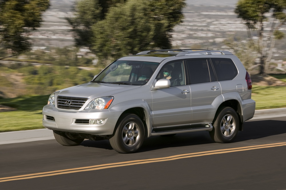 2009 Lexus GX 470 Pictures/Photos Gallery - MotorAuthority