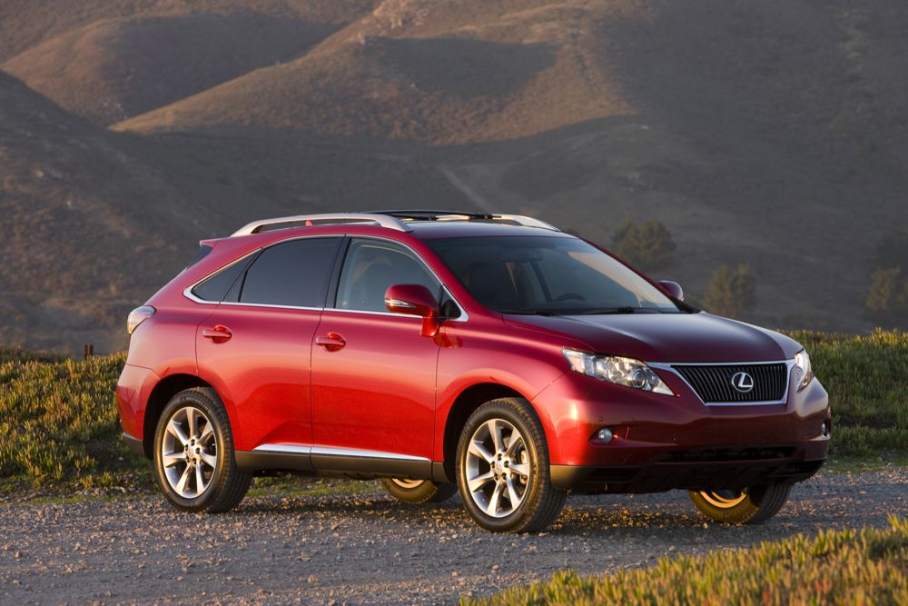 2010 Lexus Rx 350 Review Ratings Specs Prices And