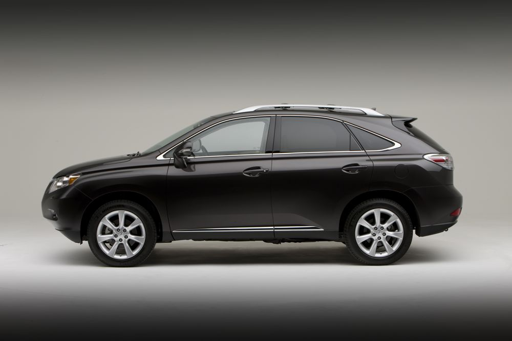 2010 Lexus RX 350 - Soft, Squishy, Safe and High (Page 2)