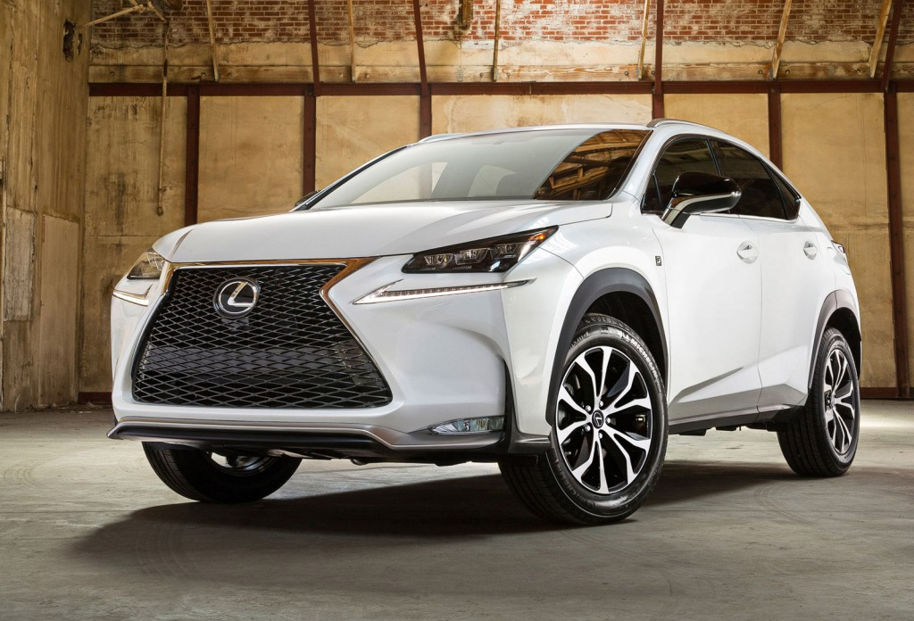 2015 lexus nx u s specs confirmed video. Black Bedroom Furniture Sets. Home Design Ideas