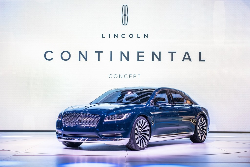 Lincoln May Revert To Classic Names