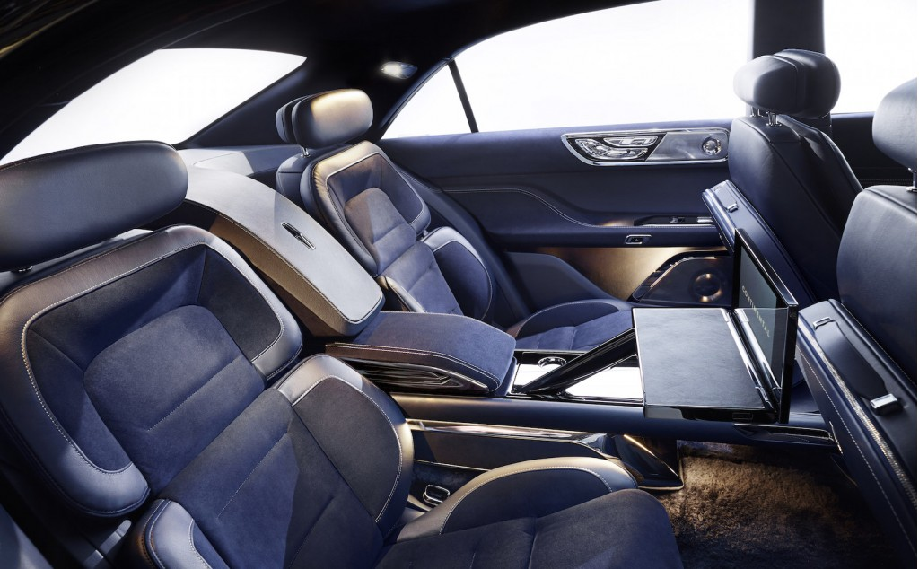 Lincoln Continental Concept Debuts At The 2015 New York ...