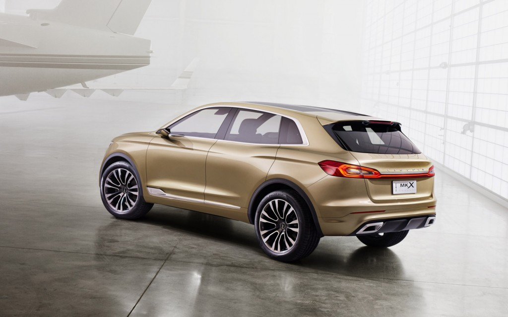 next gen lincoln mkx previewed with beijing auto show concept. Black Bedroom Furniture Sets. Home Design Ideas