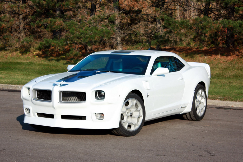 Tesla Update >> Lingenfelter Reveals New Camaro-Based Pontiac Trans Am Concept