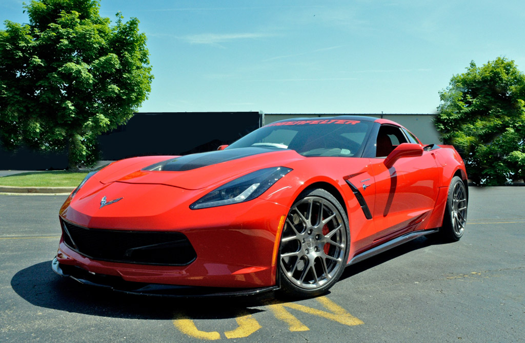 lingenfelter unveils wide body kit for the c7 corvette. Cars Review. Best American Auto & Cars Review