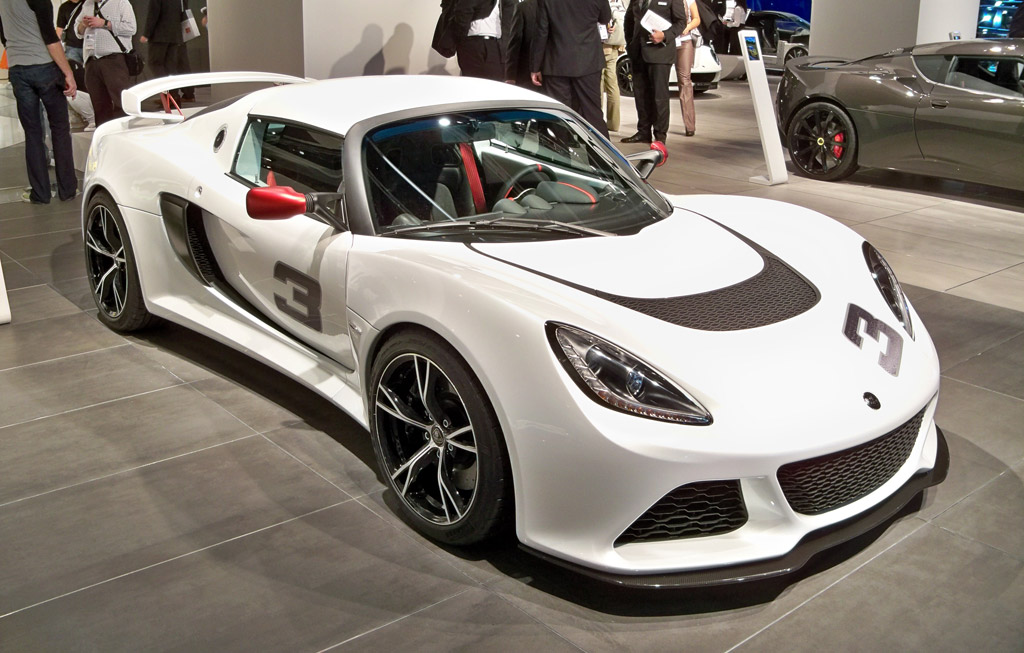 New and Used Lotus Exige: Prices, Photos, Reviews, Specs - The Car Connection