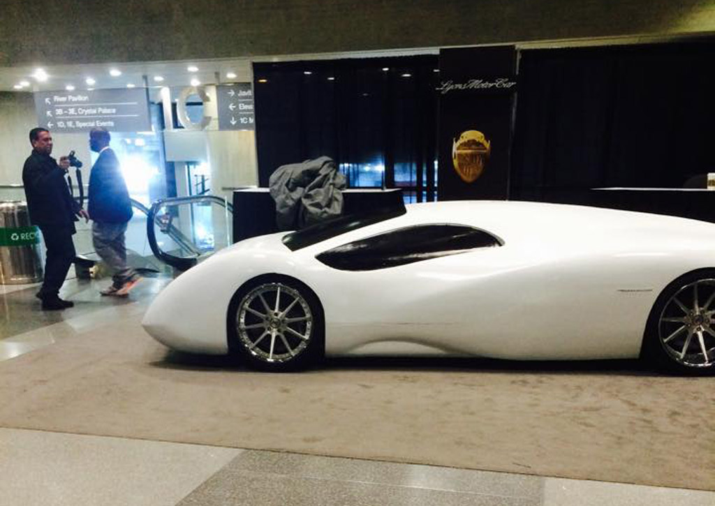 lyons motor car lm2 streamliner concept 2015 new york auto