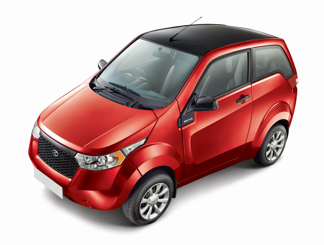 Mahindra Cars Images Mahindra e o electric car