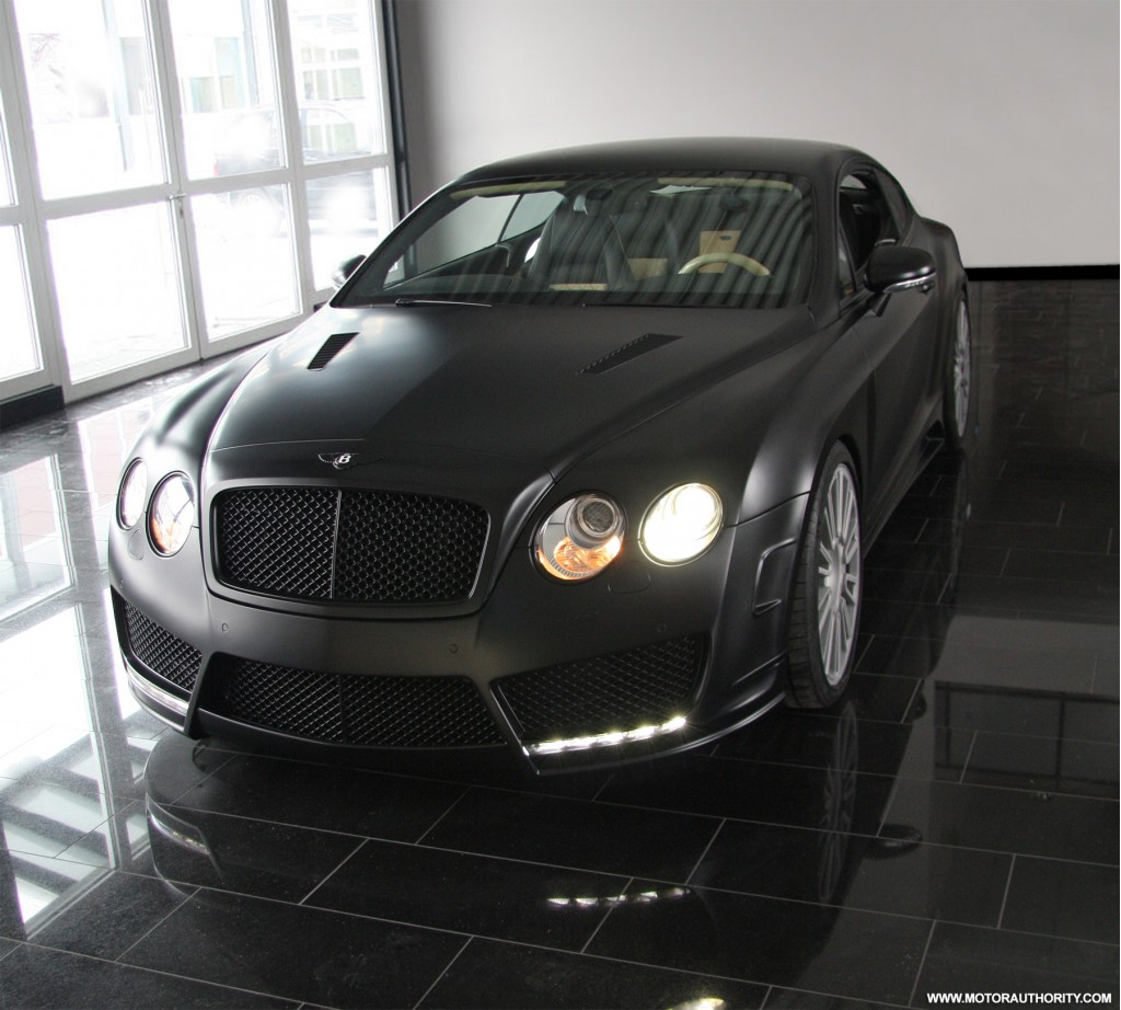 Power And Prestige Underscore Mansory's Latest Working Of