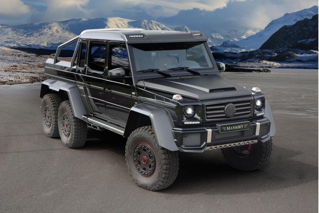 image mansory mercedes benz g63 amg 6x6 size 1024 x 682 type gif posted on may 26 2014. Black Bedroom Furniture Sets. Home Design Ideas