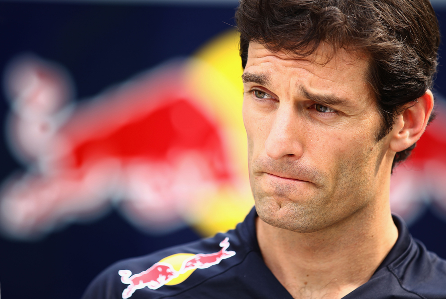 Mark Webber - Red Bull Racing photo