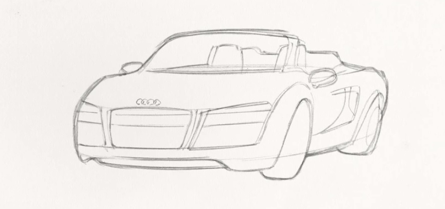 100425539_marvel Comics Shows How To Draw The Audi R8 on Toyota Prius Hybrid Battery Cell