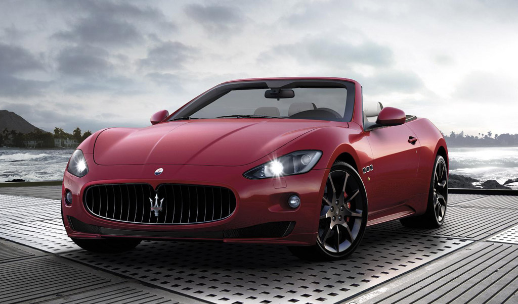 2012 maserati granturismo convertible sport 2011 geneva motor show. Black Bedroom Furniture Sets. Home Design Ideas