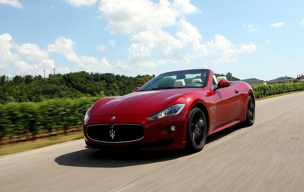 2012 maserati granturismo convertible sport pricing mega gallery. Black Bedroom Furniture Sets. Home Design Ideas