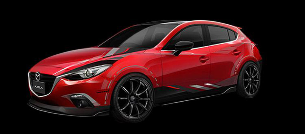 mazdaspeed 3 arrival to coincide with 2017 mazda 3 facelift report. Black Bedroom Furniture Sets. Home Design Ideas