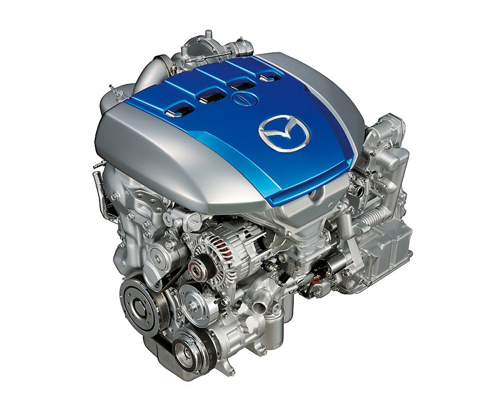 Mazda Claims Sky Engine Range Will Match Hybrids In Fuel