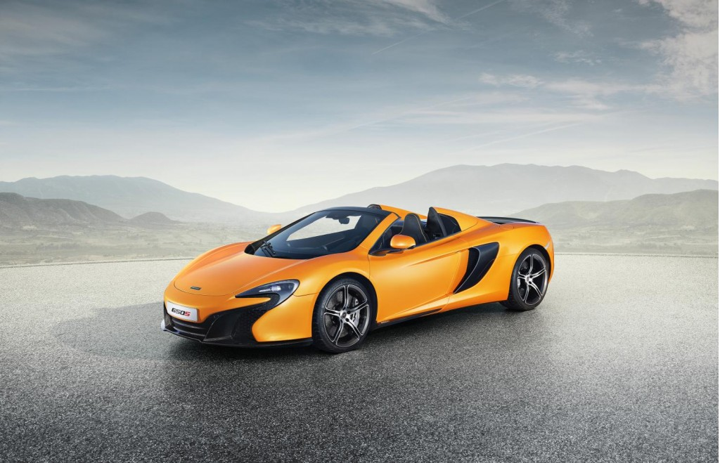 Mclaren Prices The 650s From 265 500
