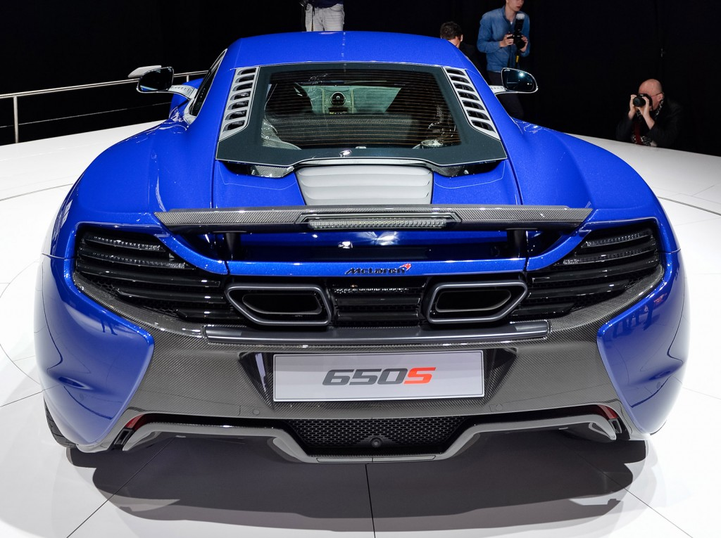 McLaren 650S Tested By Chris Harris: Video
