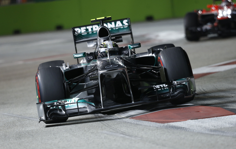 Mercedes Amg Petronas F1 Explains Different Types Of